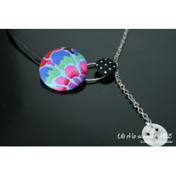 Collier boutons Osmose