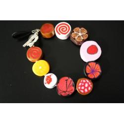 Bracelet Bonbons acidulés MOD 03