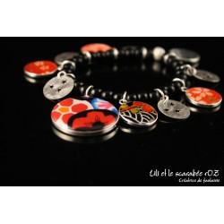 Bracelet fantaisie tzigane