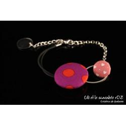 Bracelet Osmose à boutons