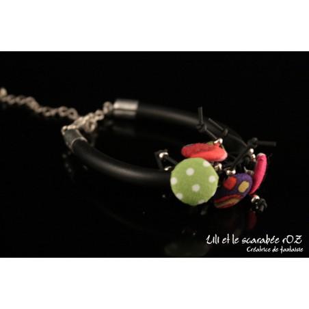 Bracelet coloré Ricochets