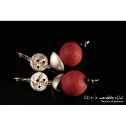 Boucles d'oreilles simples et élégantes