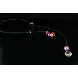Collier original à pendants