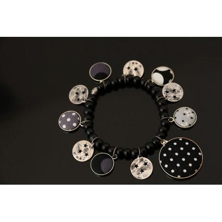 Bracelet à breloques tzigane