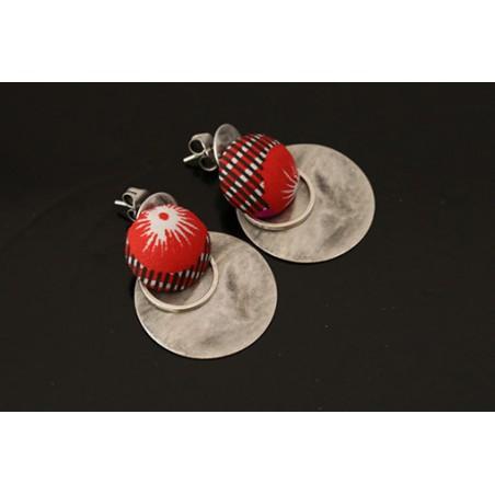 Boucles d'oreilles pendantes originales